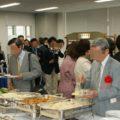 【落成祝賀会】招待人数に適した広さとは?<br/>会場を作るコツを解説。